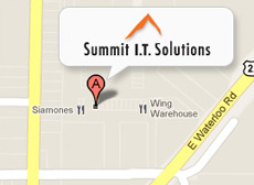 Summit I.T. Solutions Location